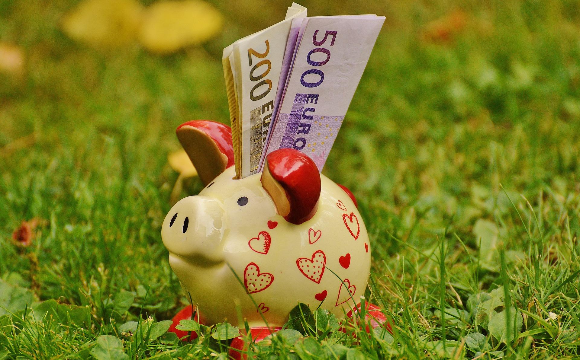 Sparen – jeden Tag ein bisschen reicher