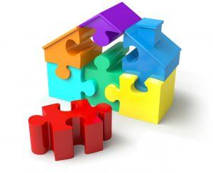Haus Puzzle